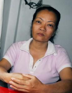 Chị Nguyễn Thị Lý © 2009 Tuoi Tre
