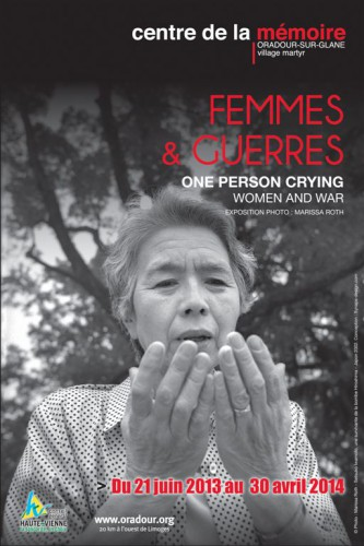 Femmes&Guerres_OnePersonCrying