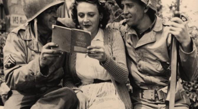 Mary Louise Roberts: Des GI et des femmes. Amours, viols et prostitution à la Libération [parution]