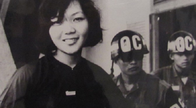 Bà Võ Thị Thắng qua đời – Décès de Vo Thi Thang