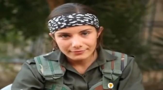 Zozan Cudi, the defiant Kobane fighter – 2015