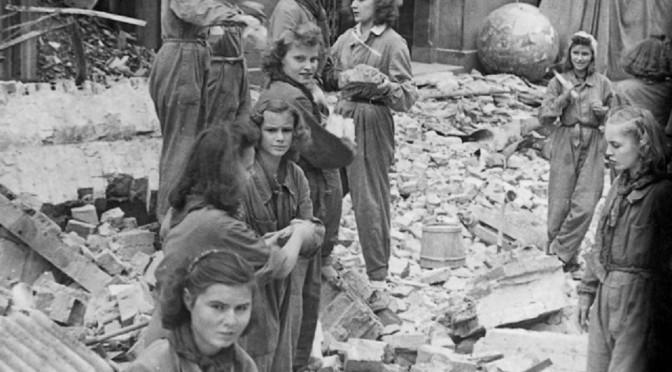 Miriam Gebhart : Als die Soldaten kamen