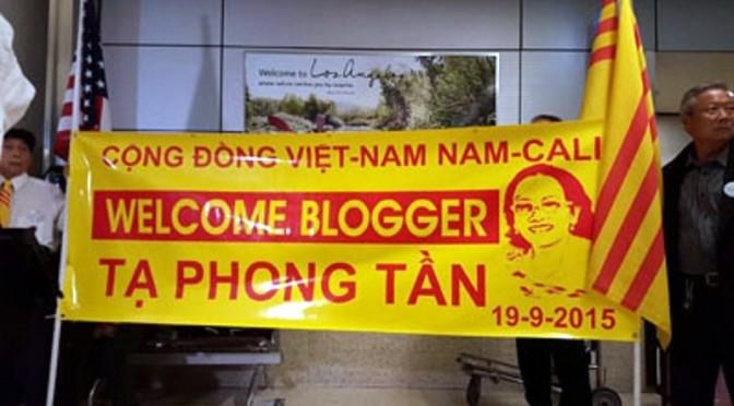 Ta Phong Tan, libérée mais «expulsée» aux États-Unis