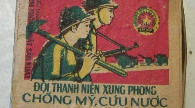 Marges et traces de la guerre au Viêt-Nam : sur les pas des Jeunesses de choc