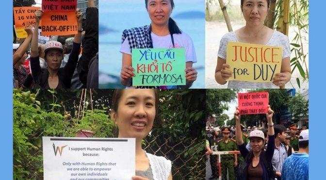 """Mẹ Nấm bị bắt vì """"tuyên truyền chống nhà nước"""" hay """"tuyên truyền chống Formosa""""?"""