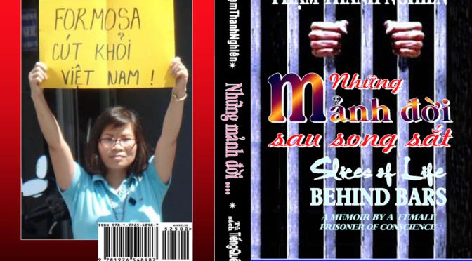 Phạm Thanh Nghiên : «Những Mảnh Đời Sau Song Sắt» – Mémoires d'une prisonnière de conscience
