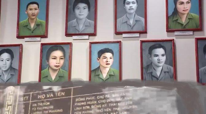 Tri ân những liệt sỹ thanh niên xung phong Đại đội 915 [VTV1]