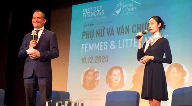 « Femmes & Littérature » – «Phụ nữ & Văn chương» – IDECAF 16-12-2020